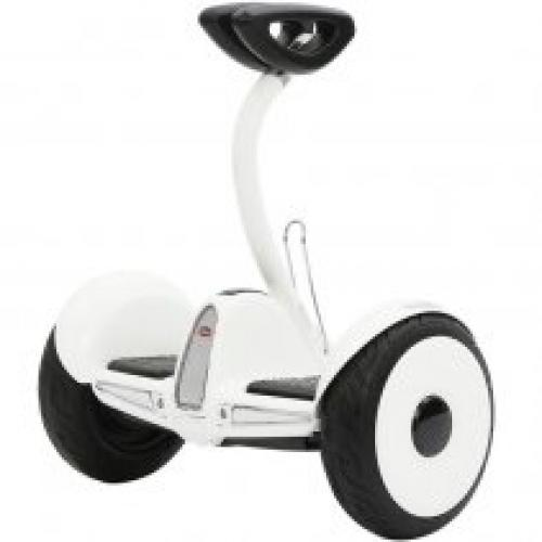 Biciclu electric Rayeetech Minirim W White - Vehicule electrice - Biciclu electric - Segway