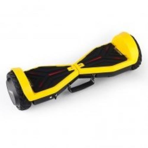 Hoverboard AirMotion H1 Yellow 6 5 inch - Vehicule electrice - Hoverboard