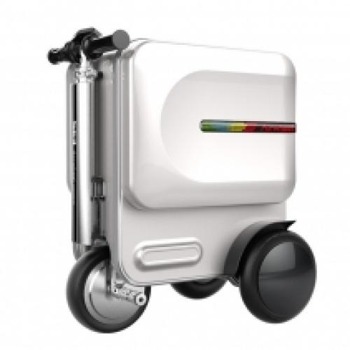 Valiza Electrica Scooter Airwheel SE3 Silver - Vehicule electrice - Smart Suitcase