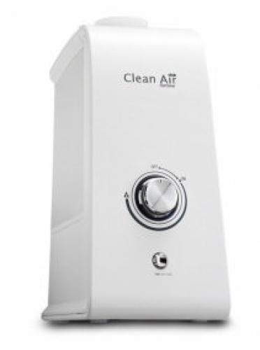 Umidificator si purificator Clean Air Optima CA601 Ionizare Rata umidificare 300 ml/ora Consum 30W/h Pentru 20mp